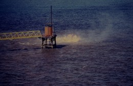 IXTOC 1 oil well blowout in Bay of Campeche.