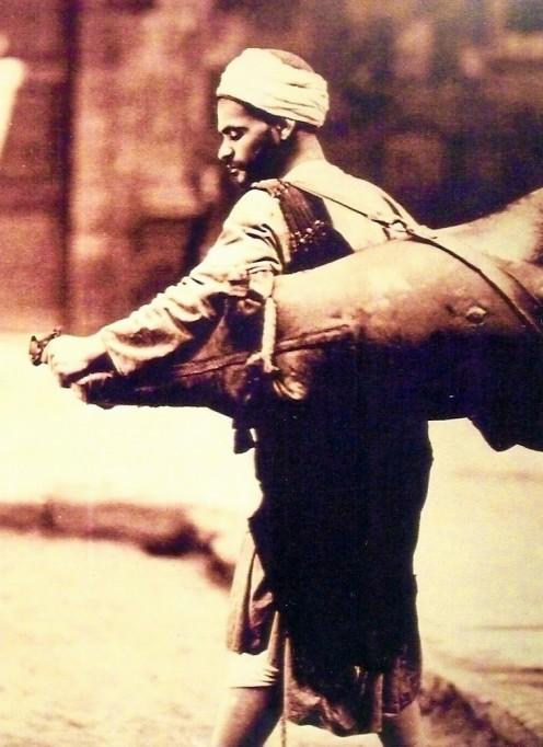 An Arab in Palestine