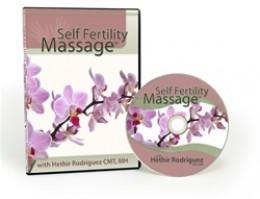Self Fertility Massage DVD