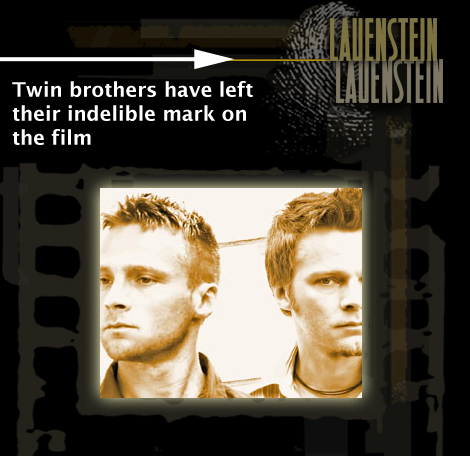 The brothers must have learned how to get along together in life and teach us life lessons.