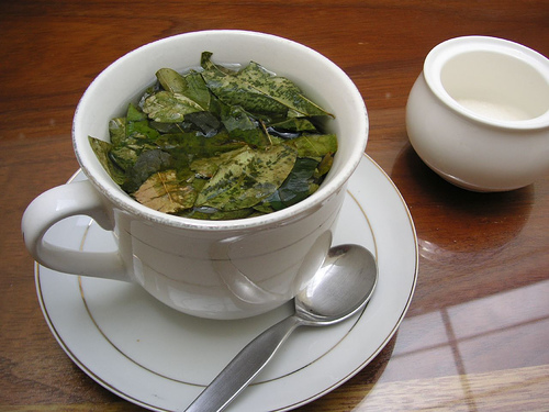 Coca Tea is served nearly everywhere at no cost.  It helps with digestion, altitude sickness, and relieves muscle pain and tension.