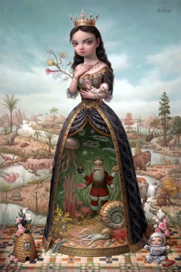 The Creatrix - Mark Ryden