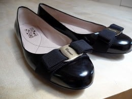 A classic pair of flats.