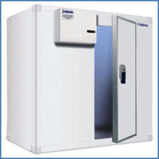 Mini cold storage systems for restaurants