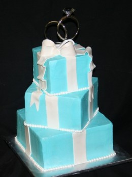 Remember how popular Tiffany blue weddings were just a few years ago?