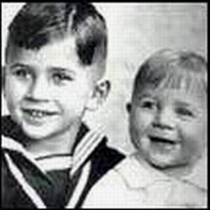 William Heirens and his younger brother