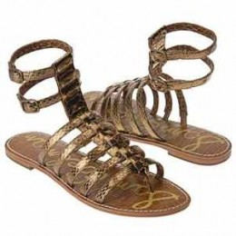 To sophisticated lady roman sandal...