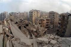 Mass Destruction by Israel