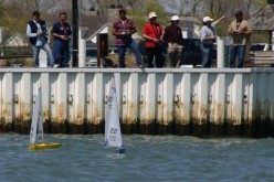 International One Meter Radio Controlled Sailboat Regatta Crescent Sail Yacht Club May 4-6 2007 deedsphotos