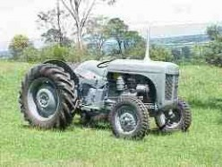 "The Great Harry Ferguson and the ""Fergie"" Tractor"