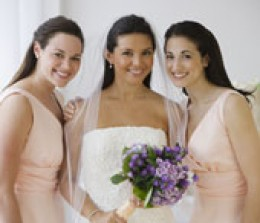 Keep the bridal party small to $ave money!