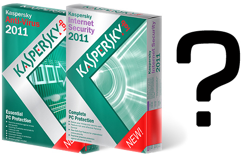 Which Kaspersky should you buy?
