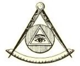 The all seeing eye of the occult!