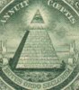 The all seeing of the occult on our so-called Christain currency!