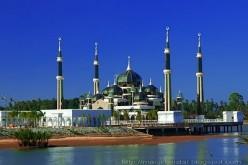 Islamic Civilization Park - a million-tourist attraction in Kuala Terengganu, Malaysia