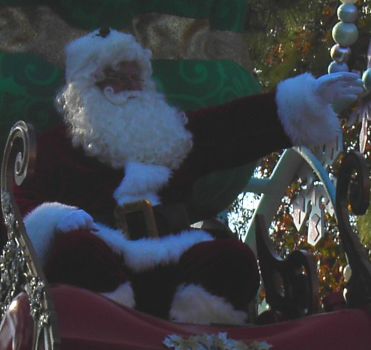 Plan to write at least a month in advance - for example, write about Santa Claus in July.