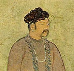Emperor Akbar the Great of Mughal Empire