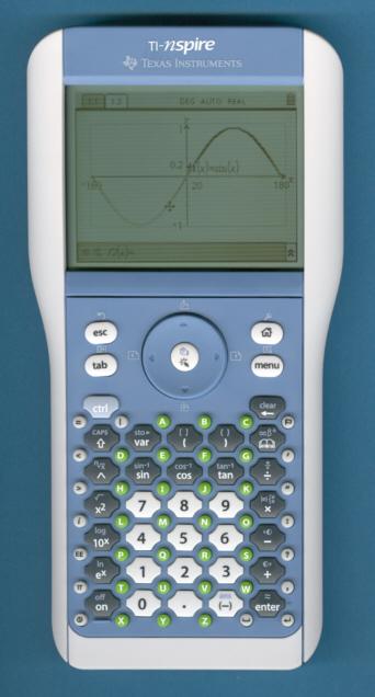 Texas Instruments Nspire TI Nspire