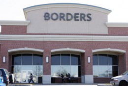 Borders Book Store (from NJ.com)
