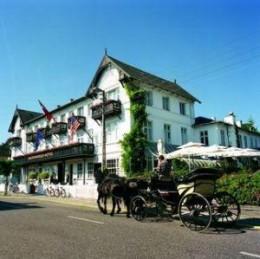 Skovshoved Hotel, North of Copenhagen