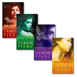 The Immortals Quartet (www.booksofwonder.com)