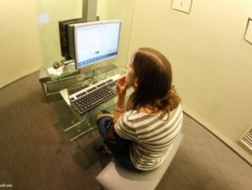 You will be required to take skills tests for keyboarding and other jobs - www.photo8.com