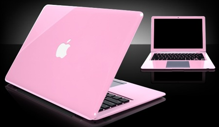 "For $500 Colorware will ""pink"" your Macbook Air. For those who dont want to spend that kind of money. Here are some great alternatives for personalisation..."