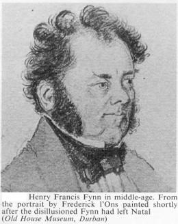 Henry Francis Fynn