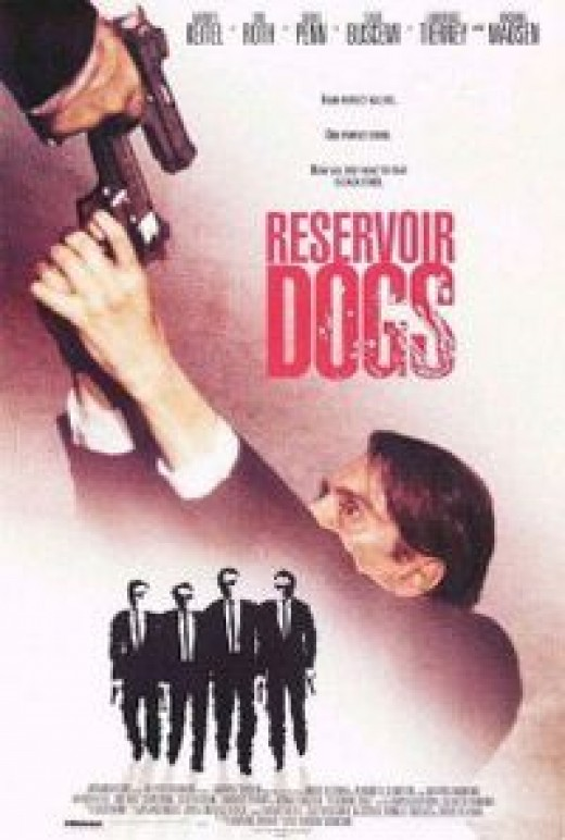 Tarantino Movie: Reservoir Dogs