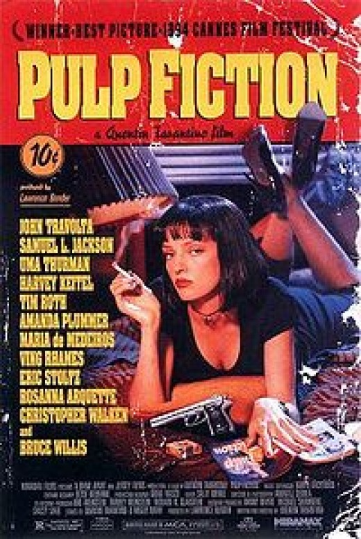 Tarantino Movie: Pulp Fiction
