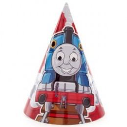 Thomas the Tank Engine paper hats