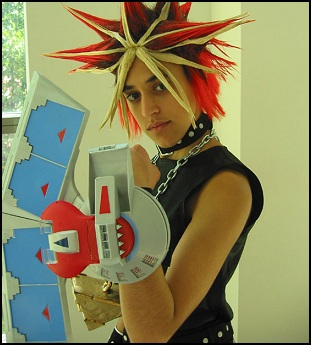 Yugi Mutou Cosplayer