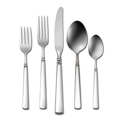 Oneida Easton Stainless Steel Flatware Set