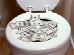 You need to know where to get the best value for your money, or you'll flush it down the you-know-where!