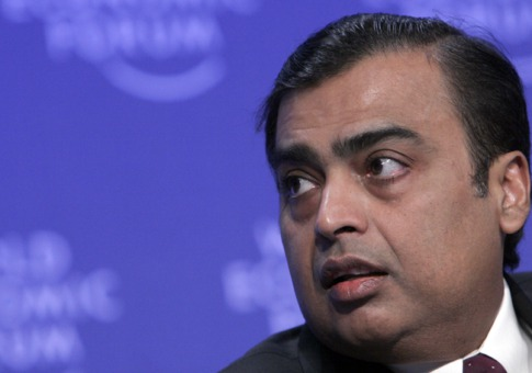 MUKESH AMBANI, 52 years of age, India, Petrochemicals, oil and gas, $29 Billion
