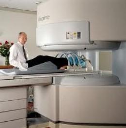 Open MRI facility