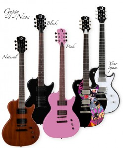 Known for thier custom designed neck profiles that creates a guitar that's easy and comfortable to play.