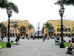 Plaza de Armas square.