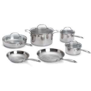 Oneida Steel Pots and Pans