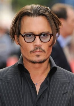Johnny Depp in 2010
