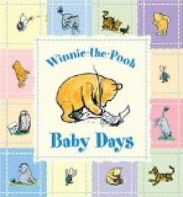 Winnie-the-Pooh Baby Days Baby Record Book