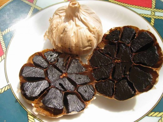 The New Black Garlic