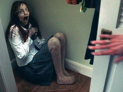 A scene from The Ring