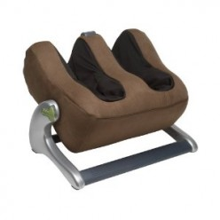 iJoy Ottoman Foot and Calf Massager gives a Human Touch