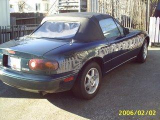 My 1996 Miata