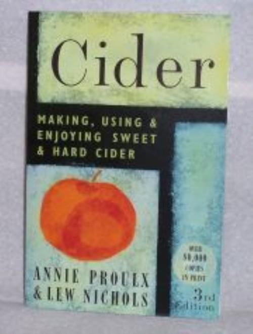 Cider Making Book