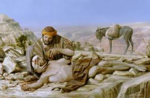 Luke 10:25-37