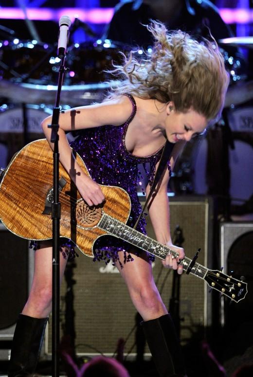 Rockin' in concert