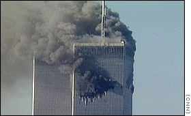 No one expected the airborn attack on New York City, Pennsylvania, and Washington D.C.  on 9/11/2001.