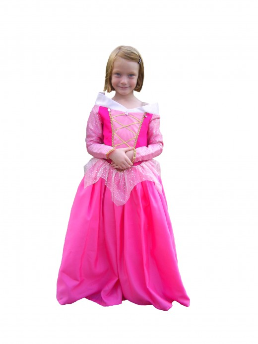 A princess costume, for the youngest little girls or the grown up woman, is one of the most popular types of costumes worn